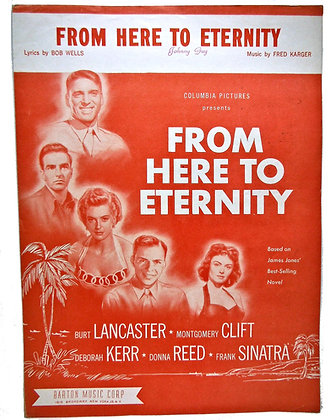 From Here to Eternity Lancaster 1953