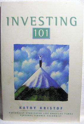 Investing 101 Kathy Kristof 2000