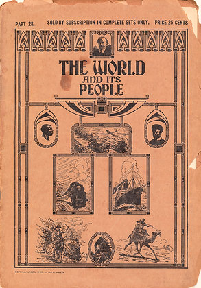The World and Its People (Part 28) 1925