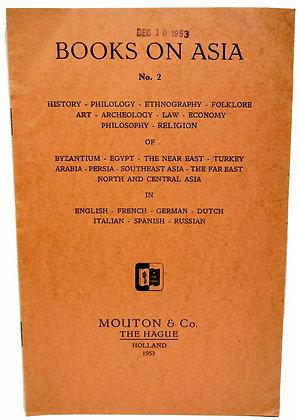 Rare Books on Asia (No. 2)