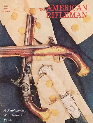 American Rifleman July 1972