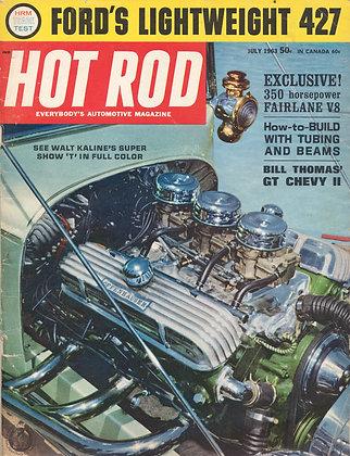 HOT ROD (July 1963)