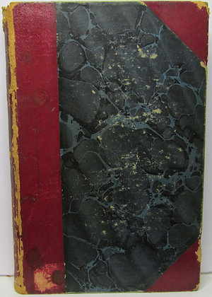 COTTER'S SATURDAY NIGHT & other Author's Poems by Robert Burns ca. 1870