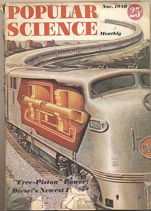 POPULAR SCIENCE November 1948