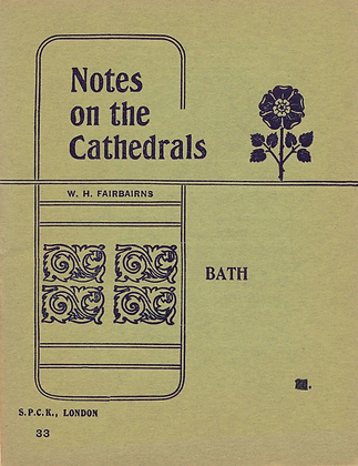 Notes on the Cathedrals Bath London