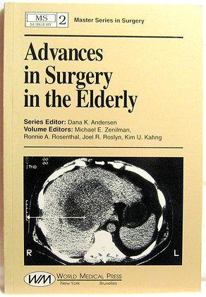 Advances In Surgery In the Elderly Zenilman