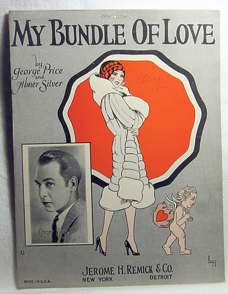 MY BUNDLE OF LOVE 1926