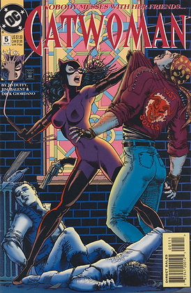 Catwoman, #5
