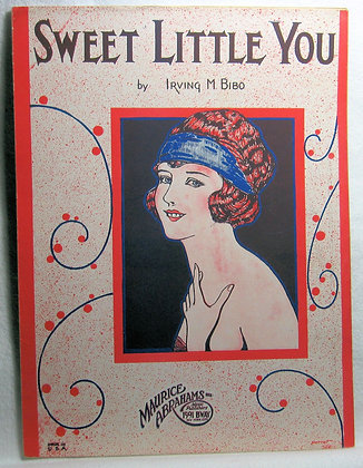 SWEET LITTLE YOU 1924