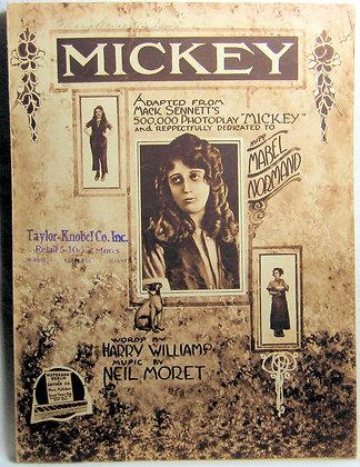 MICKEY 1918
