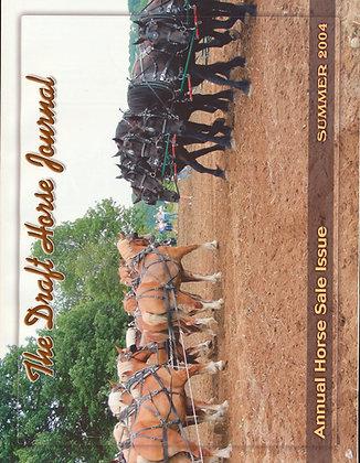 Draft Horse Journal Summer 2004