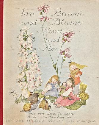 Von Baum und Blume Kind und Tier (German) 1953