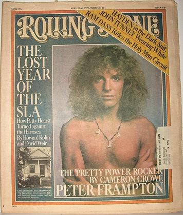 ROLLING STONE (#211) April 22, 1976