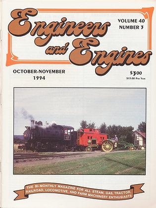 Engineers & Engines, Oct.-Nov. 1994