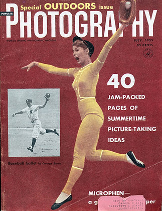 Popular Photography July 1955