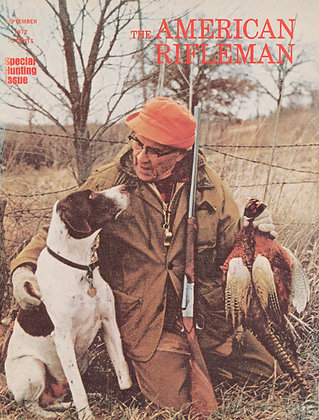 American Rifleman September 1972