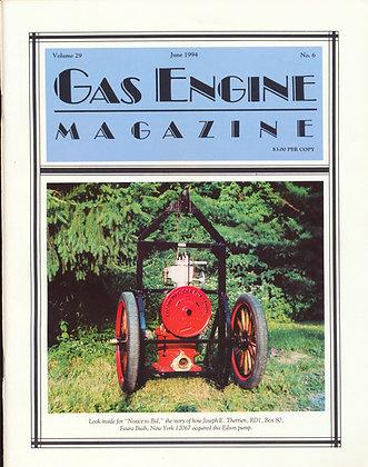 Gas Engine Mag.  June 1994