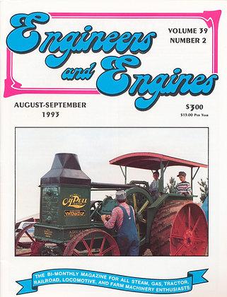 Engineers & Engines, Aug.-Sept. 1993