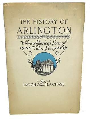 The History of Arlington by Chase 1929