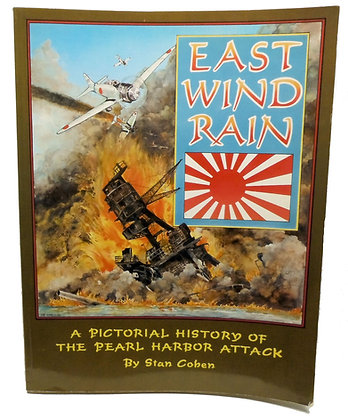 East Wind Rain Japan (WW2) Pearl Harbor