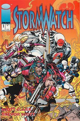 Stormwatch #1, 1993