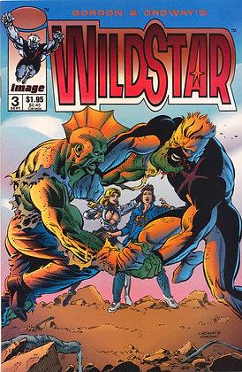 Wild Star #3, 1986