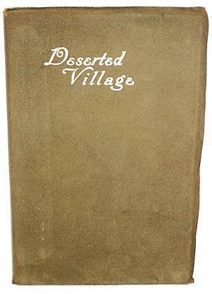 Deserted Village by Goldsmith (ca. 1910)