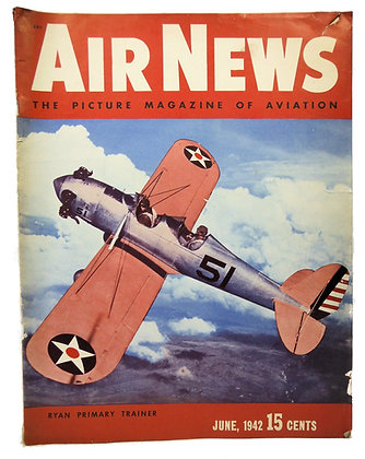 AIR NEWS (June 1942) Vol. 2, No. 6