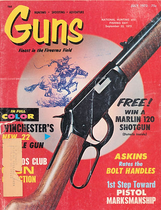 Guns, July 1972