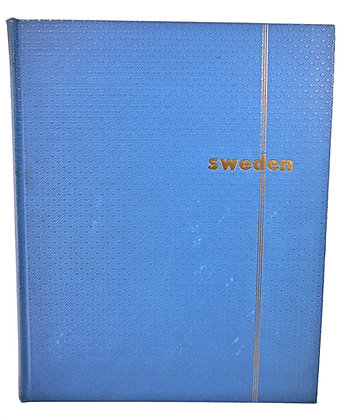SWEDEN by Howard E. Reichardt 1947