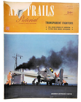 Air Trails (April 1943) Vol. 20, No. 1