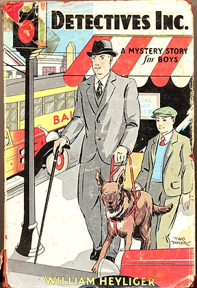 Detectives Inc.: A Mystery Story for Boys 1935