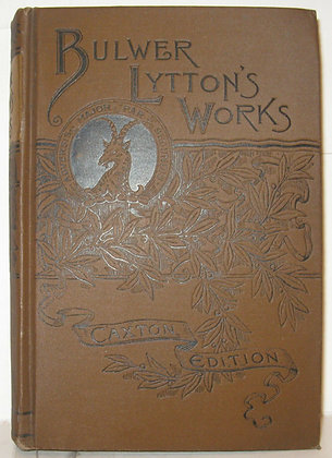 KENELM CHILLINGLY: HisAdventures &Opinions byLord Lytton (ca. 1873)