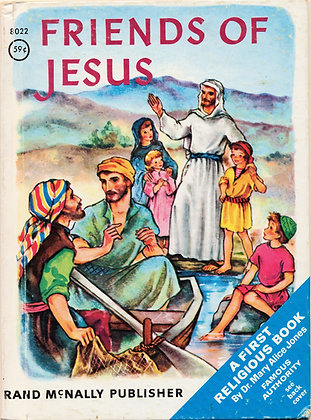 Friends of Jesus 1954