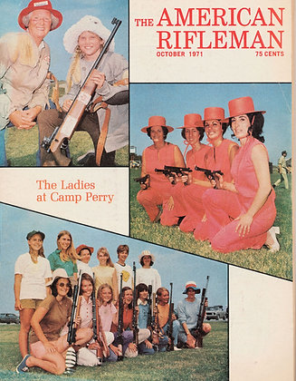 American Rifleman October 1971