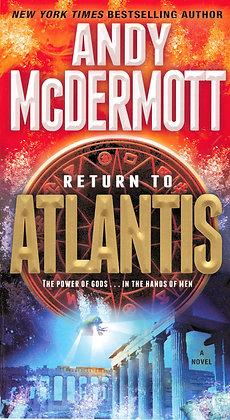 Return to Atlantis (A Novel) by McDermott 2012