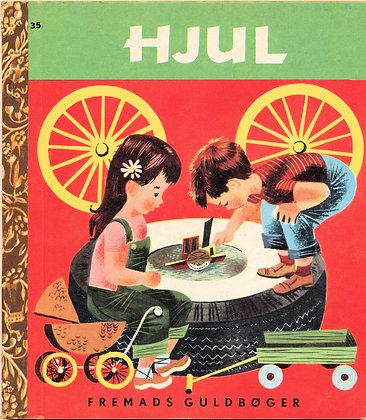 HJUL (Wheel) by Kathryn Jackson (Swedish) 1955