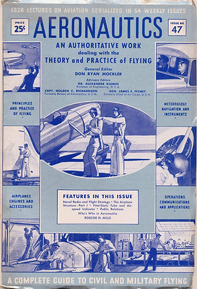 Aeronautics Theory & Practice #47