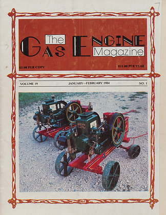 Gas Engine Mag.  Jan.-Feb. 1984