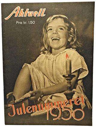 Norwegian Aktuell Nr. 25-26 9. des. 1950