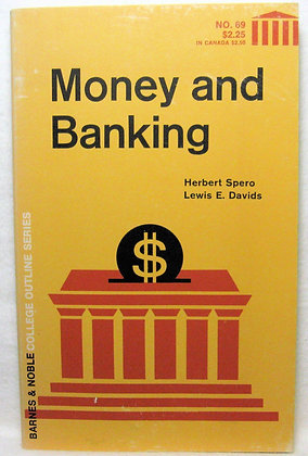 Money and Banking Spero  1971