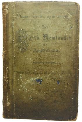 Ratta Hemlandet och Missionsbladet Jan 1864 - Dec 1866 (Swedish)