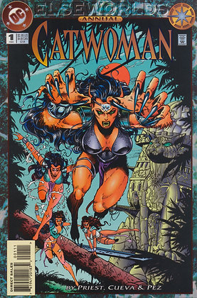 Catwoman Annual, #1 - 1994