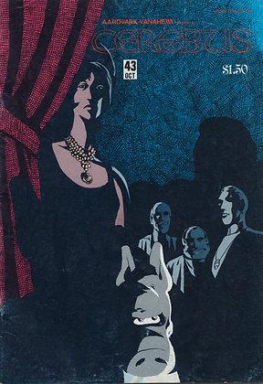 Cerebus, #43 - 1983