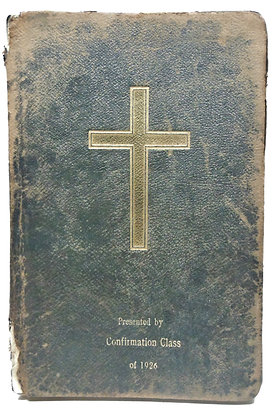 A Liturgy for Evangelical Lutheran Congregations 1923