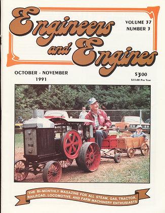 Engineers & Engines, Oct.-Nov. 1991