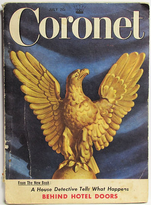 CORONET Magazine (July 1954)