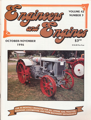 Engineers & Engines, Oct.-Nov. 1996