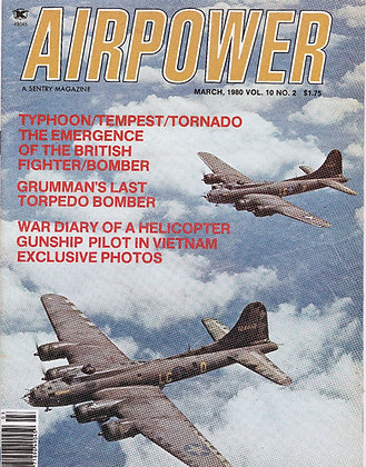 Airpower (March 1980) Vol. 10, No. 2