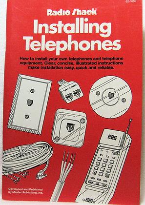 Radio Shack Installing Telephones 1992